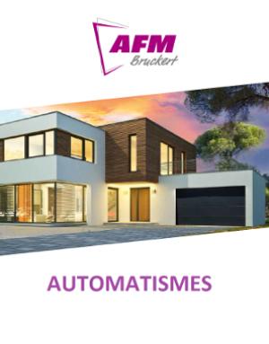 Catalogue Automatismes porte de garage et automatismes portail