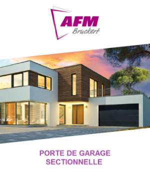Catalogue Porte de garage sectionnelle