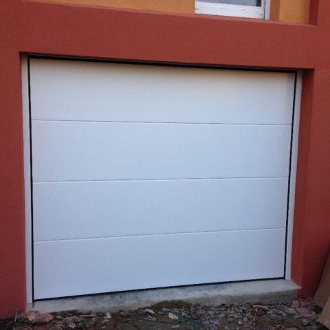 Porte de garage sectionnelle HECKEN