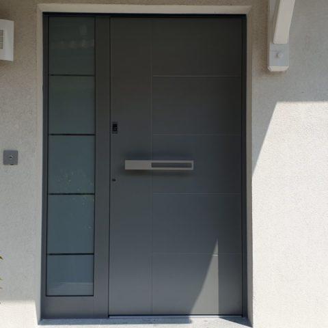 Porte d'entrée HARTMANNSWILLER COURGEY