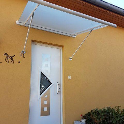 Porte d'entrée installée à OBERERGHEIM